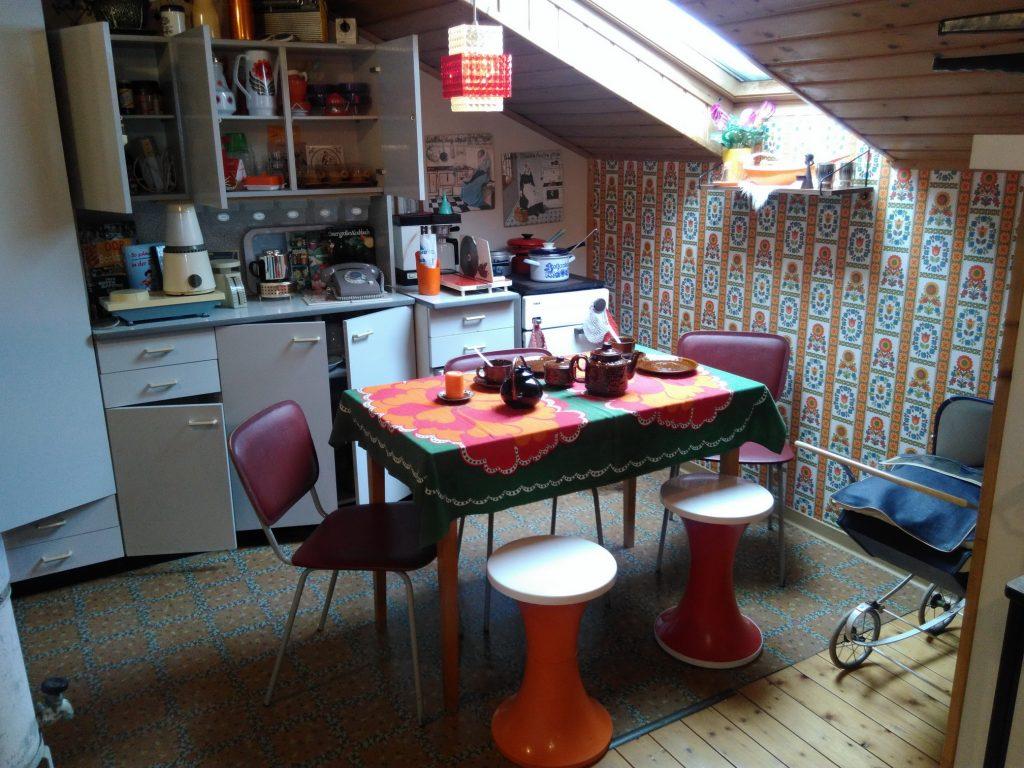 Küche von 1970